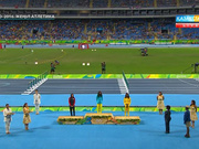 Олимпиада - 2016. Жеңіл атлетика. 1/2 финалы. Тікелей эфир