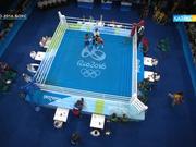 Боксшы Жайна Шекербекова Олимпиаданың жартылай финалына өте алмады