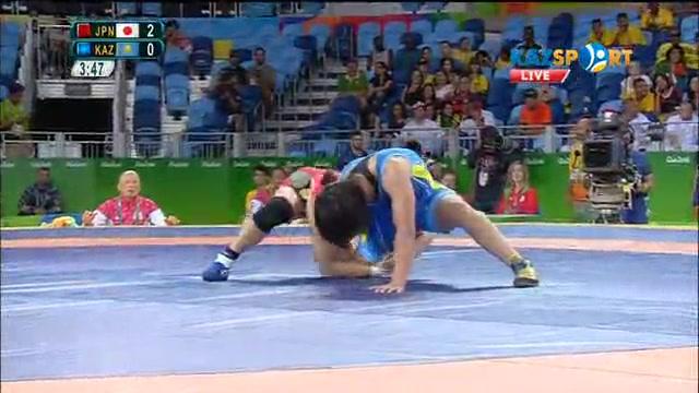 Жұлдыз Эшимова Олимпиаданың 1/8 финалына өте алмады