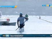 Ескекші Тимур Хайдаров Олимпиаданың В финалына шықты