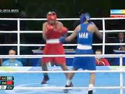 Дариға Шәкімова Рио Олимпиадасының жартылай финалында (ВИДЕО)