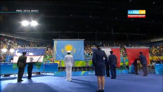 Данияр Елеусінов Рио Олимпиадасының алтын медалін жеңіп алды