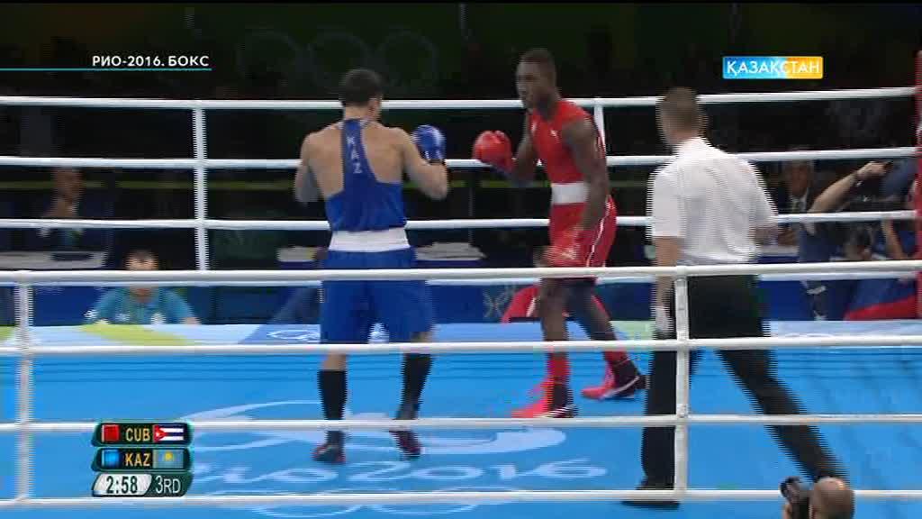 Әділбек Ниязымбетов Рио Олимпиадасының күміс жүлдегері атанды