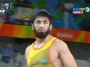 Ғалымжан Өсербаев  турнирдің 1/8 финалына өтті