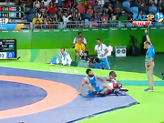 Ғалымжан Өсербаев ширек финалға шықты