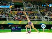 Сабина Әшірбаева финалға өте алмады
