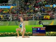ОЛИМПИАДА - 2016. ХУДОЖЕСТВЕННАЯ ГИМНАСТИКА. Квалификация. Рио-де-Жанейро