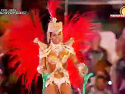 Рио-2016. Ерекше сарындағы карнавал (ВИДЕО)