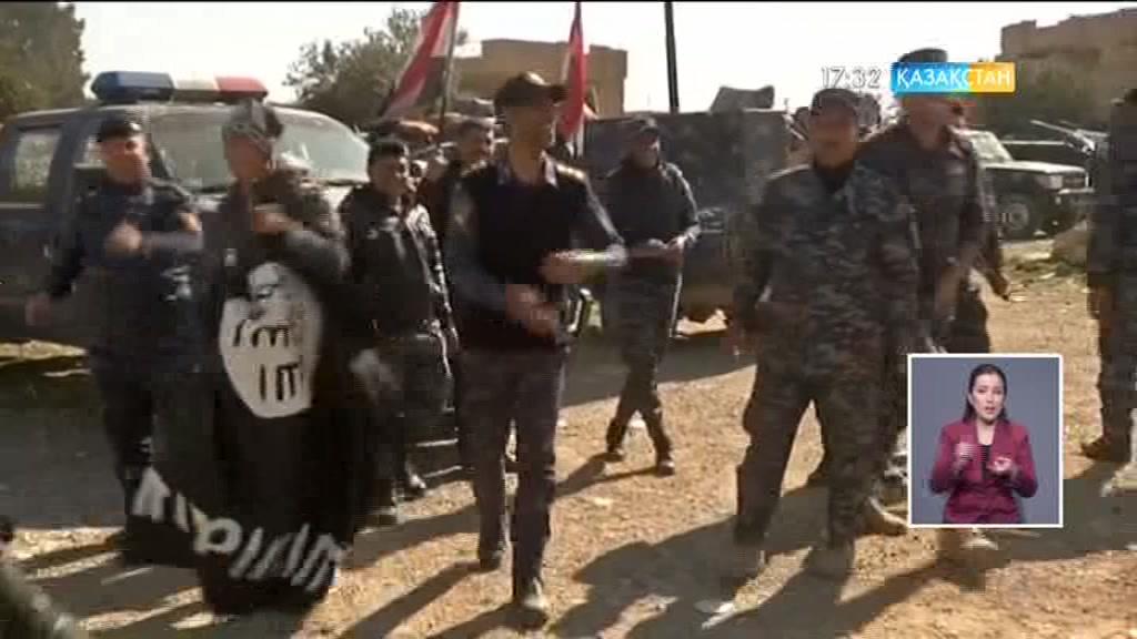Иракта үкімет әскері Мосул әуежайын күшпен алуға кірісті