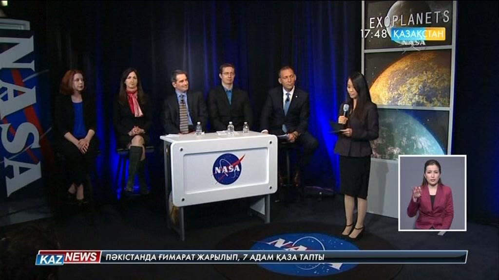 НАСА ғалымдары  тапқан 7 планетаның үшеуі тіршілік етуге қолайлы болуы мүмкін