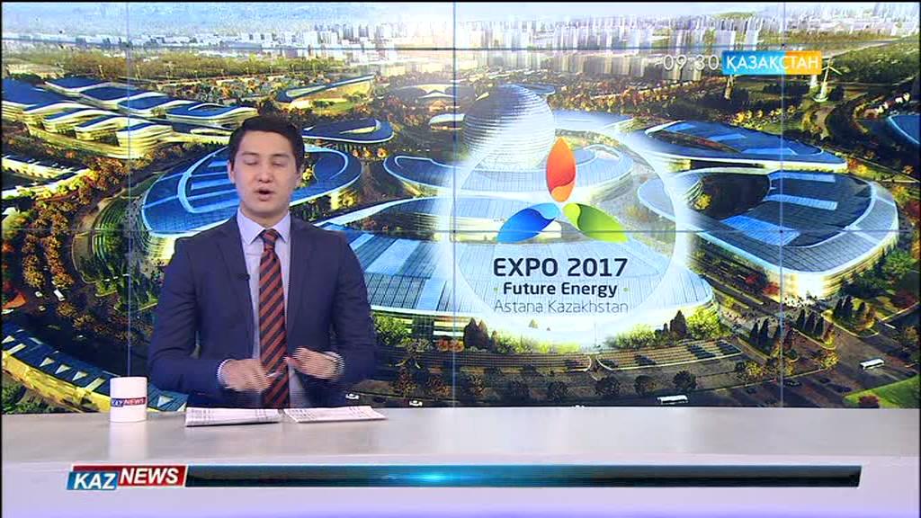 EXPO аумағында 1374 пәтерлі қалашық салынды