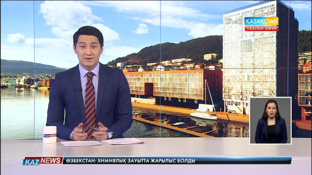Норвегияда  биіктігі 52 метр ағаш үй қолданысқа берілді