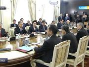 Апта басында Ақордада Мемлекет басшысының төрағалығымен Қауіпсіздік кеңесінің отырысы өтті