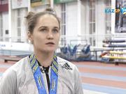 Соревнующиеся с ветром. Чемпионат РК по легкой атлетике. Специальный репортаж