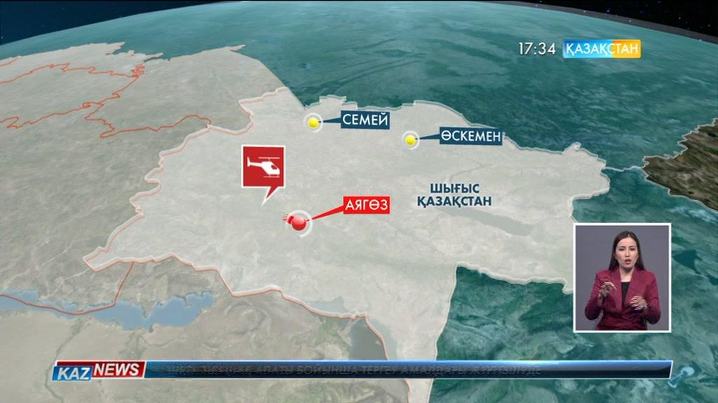 Шығыс Қазақстан облысында құлаған ұшақ Ғафура Тұрлыхановаға тиесілі болғандығы анықталды