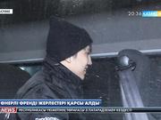Димаш Құдайбергенді күтіп алғандар арасында облыс әкімі Бердібек Сапарбаев та бар