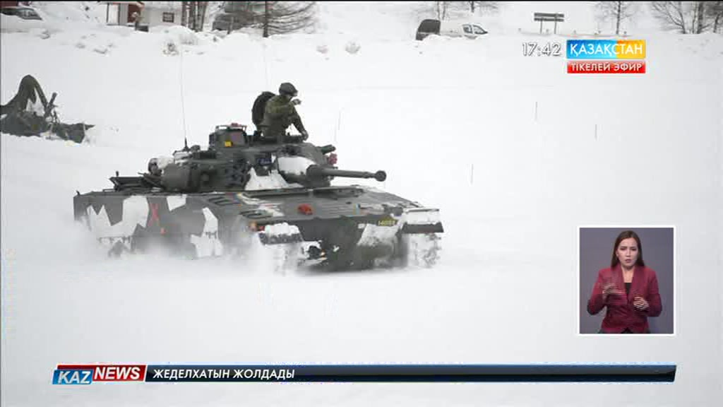 Швецияда 2018 жылы міндетті әскери қызметке шақыру қайта басталады