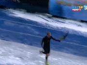 «Астана» - «Қайрат»: Исламбек Қуаттың жеңісті голы - 0:2
