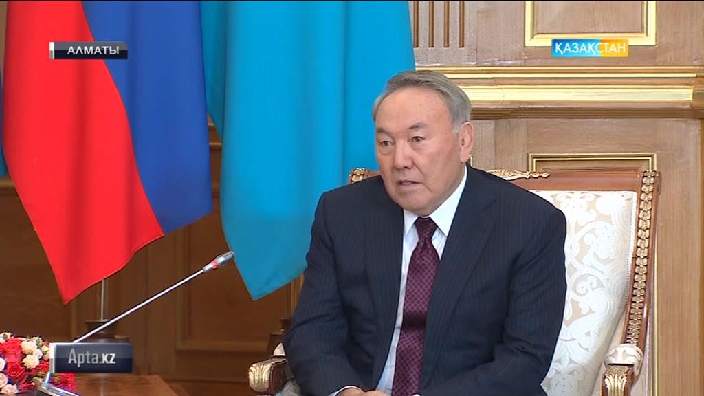 Нұрсұлтан Назарбаев пен Владимир Путин - әлемде бір-бірімен ең жиі кездесетін Президенттер
