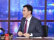 «Түнгі студияда Нұрлан Қоянбаев» ток-шоуында «Все из-за мужиков» фильмінің актерлері