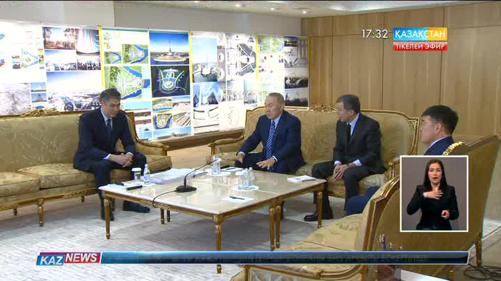 Президентке Астананың жаңа жобалары таныстырылды