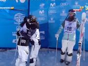 Юлия Галышева завоевала серебро на Чемпионате мира-2017 в параллельном могуле