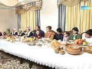 «Сенбілік таң» бағдарламасы айтыс ақыны Маржан Есжанованың шаңырағында