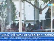 Грекияда жұмыс істеуге қауқарлы халықтың төрттен бірі жұмыссыз