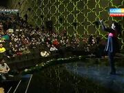 Әнші Диана Шарапова астаналық жанкүйерлерге Генаның жеңісіне орай «Гена Кинг» әнін тарту етті