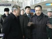 Бақытжан Сағынтаев Шығыс Қазақстан облысының әлеуметтік-экономикалық жағдайымен танысты