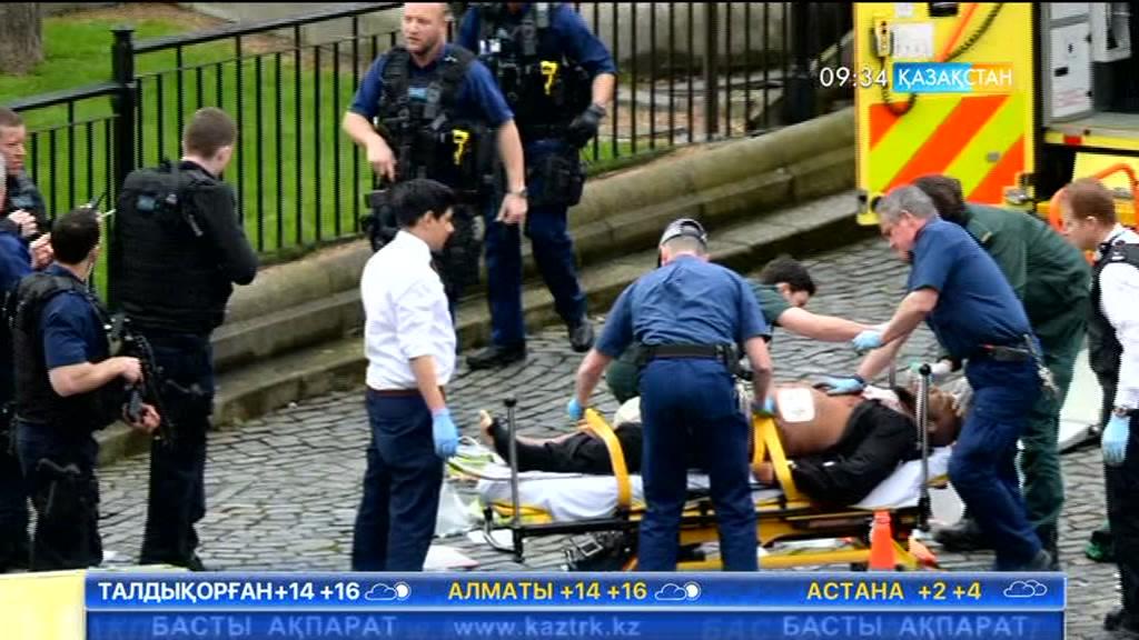 Лондон полициясы шабуылшының аты-жөнін атады