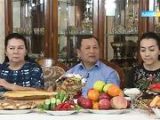 «Сенбілік таң» ОҚО Көкпар федерациясының президенті Ғани Ахметбаевтың шаңырағында