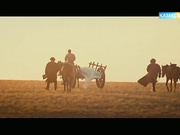 Бүгін 00:00-де «Құнанбай» тарихи драмасын көріңіз!