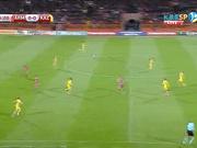 Армения-Қазақстан матчының бірінші таймы аяқталды