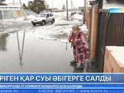 Павлодарда ауа райының сәл жылынуы ауыл тұрғындарын әбігерге салды