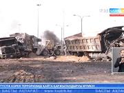 Бағдадтың оңтүстігінде жүк көлігі жарылып, 17 адам қаза тапты