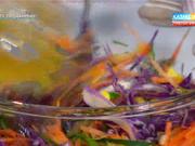 Тез әзірленетін салат түрлері