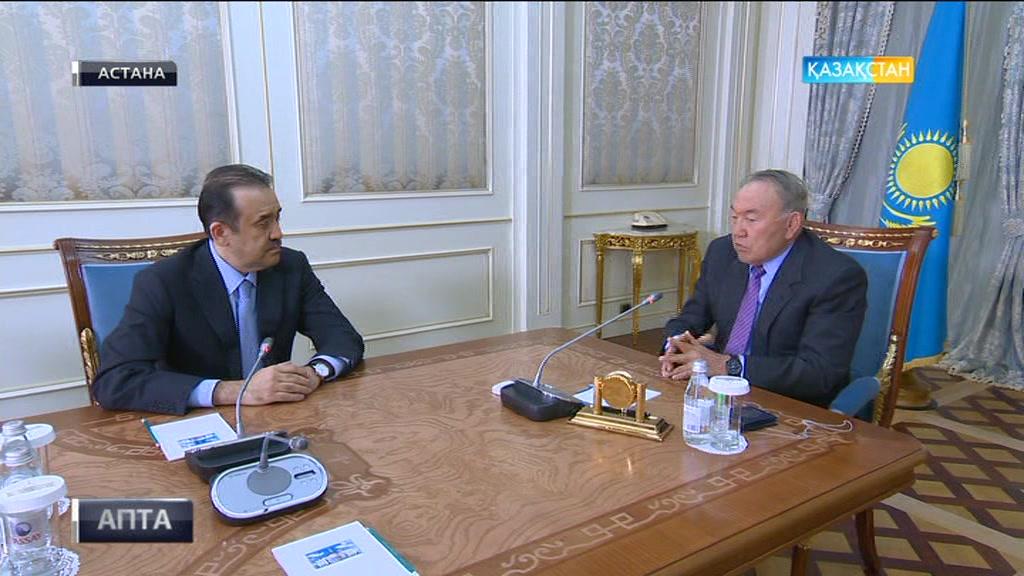 Н.Назарбаев: Халықаралық шаралар қарсаңында ең алдымен қауіпсіздік мәселесіне назар аудару керек