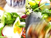 Ас болсын - Актриса Дариға Бадықова «Картоп пен турлі-түсті қырыққабат қосылған тауық еті» мен «Тофу» салатын әзірледі