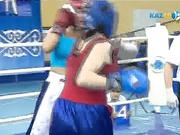 Кикбоксингтен Қазақстан чемпионаты. Арнайы репортаж