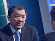 Басты тақырып -  Атырау облысының әкімі Нұрлан Ноғаев (Толық нұсқа)