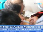 Сирияның Идлиб провинциясында химиялық шабуылдан қаза тапқандар саны 72-ге жетті