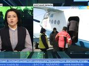Қостанай облысында тасқынға қарсы комиссия әуеден бақылау жүргізді