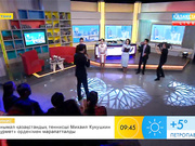 «Көзайым» телехикаясының актері Нұрболат Абдуллин «Таңшолпанда» қонақта