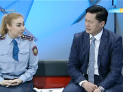 Полиция қызметкері Қайрат Жұмабеков жасаған ерлік пен өрлік ешқашан ұмытылмайды