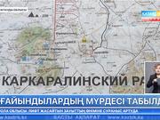 Қарағанды облысында жоғалып кеткен ағайындылардың мүрдесі табылды