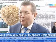 Амандық Баталовтың төрағалығымен Қазақ ұлттық аграрлық университеті директорлар кеңесінің отырысы өтті