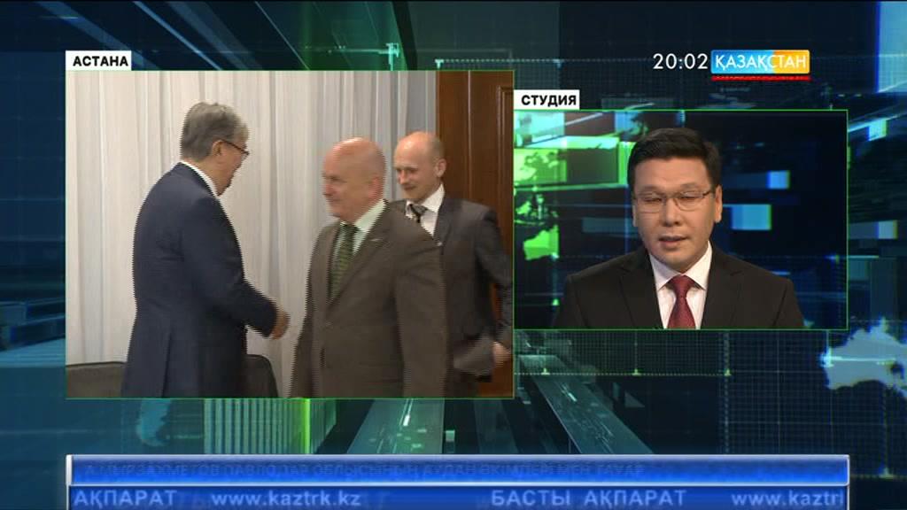 Сенат төрағасы Қасым-Жомарт Тоқаев Бундестаг өкілдерімен кездесті