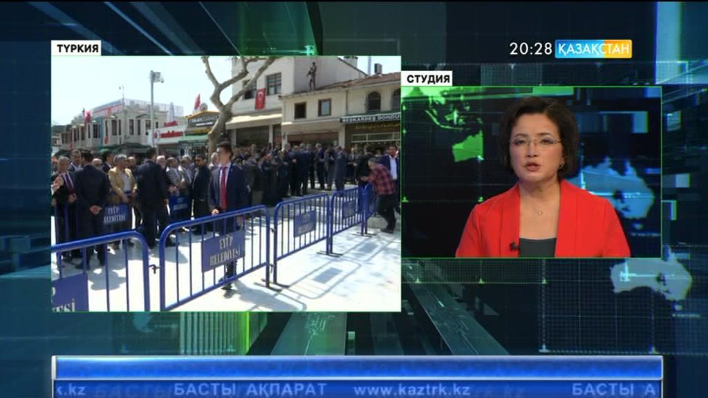 Ердоған: Парламентті тарату жоспарда жоқ