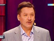 Қазақ телевизиясындағы кесек тұлғалар